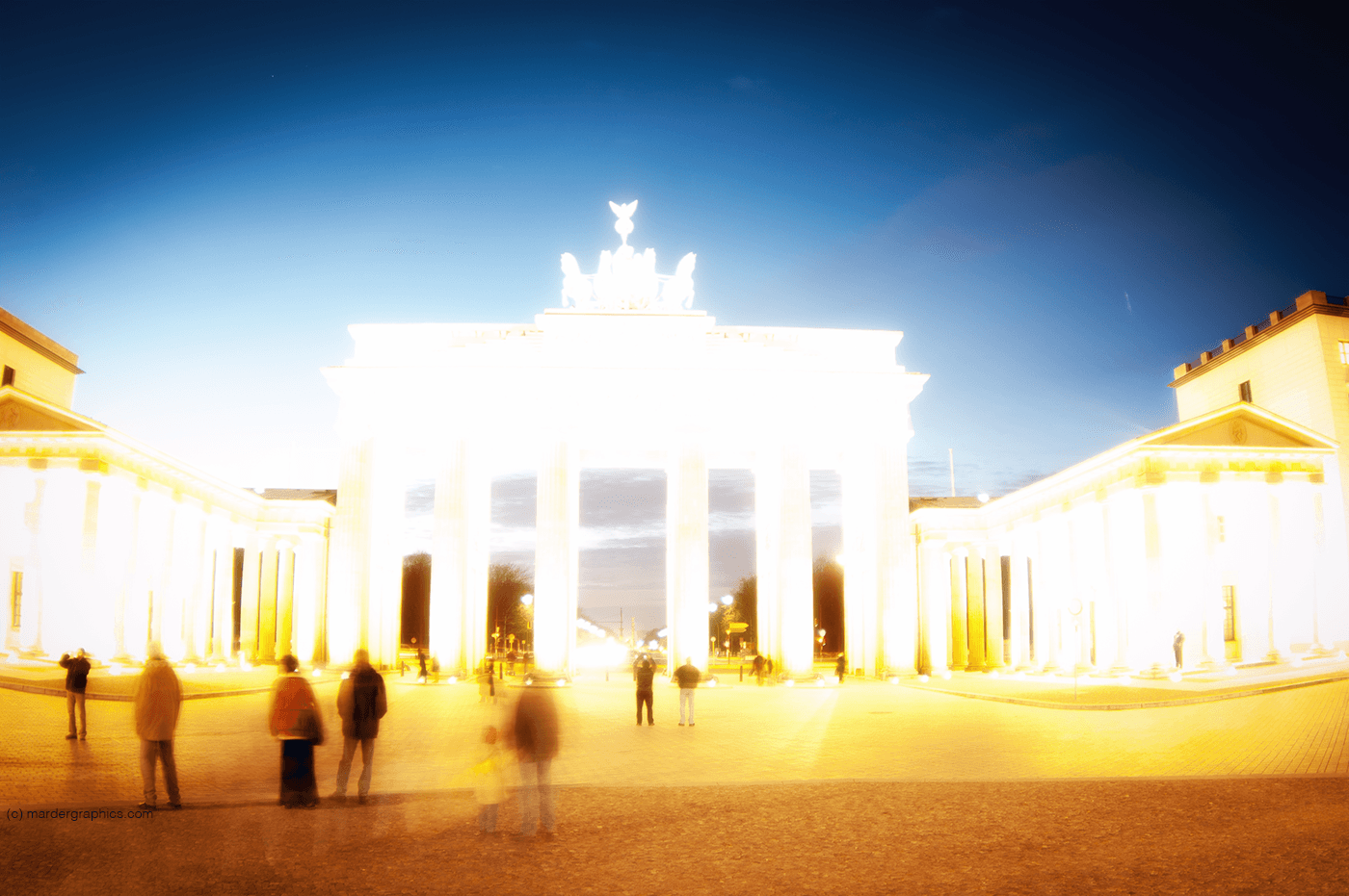 Brandenburger Tor, photo by mardergraphics
